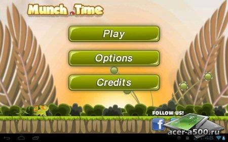 Munch Time (обновлено до версии 1.23)
