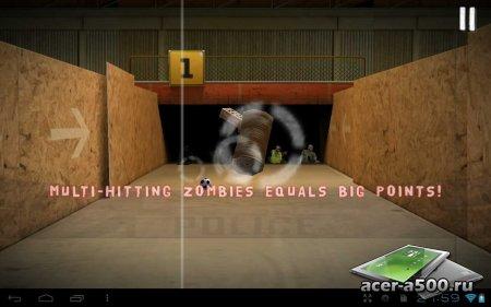 Zombie Flick (обновлено до версии 1.1)