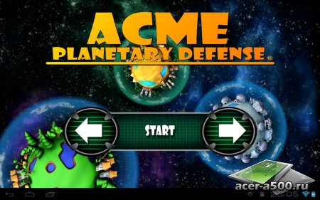 ACME Planetary Defense HD версия 1.1