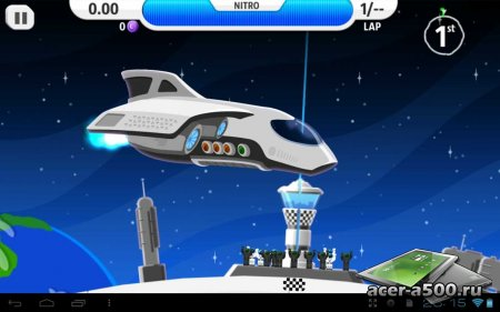 Lunar Racer версия 1.2
