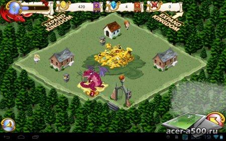 Tap Dragon Park (обновлено до версии 1.20) [Online]
