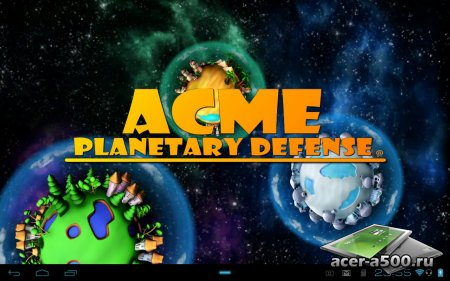 ACME Planetary Defense HD версия 1.1