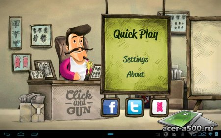 Click and Gun версия 1.0