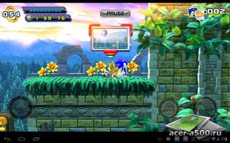 Sonic 4 Episode II THD (обновлено до версии 1.4) / Sonic 4 Episode II (обновлено до версии 1.3)