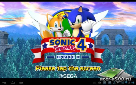 Sonic 4 Episode II THD / Sonic 4 Episode II