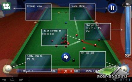 World Snooker Championship версия 10.0.0
