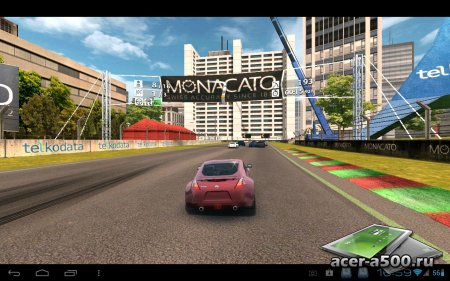 Real Racing 2 HD (обновлено до версии 000640) + русификатор текста