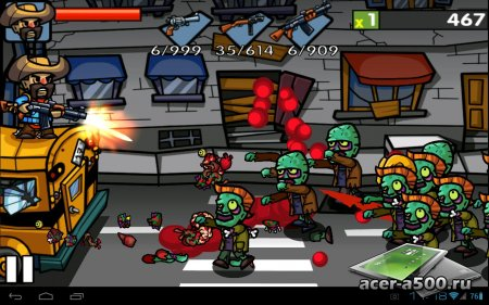 Ah! Zombies версия 1.0.0