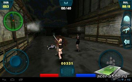 Valkyrie:Death Zone версия 1.0.3