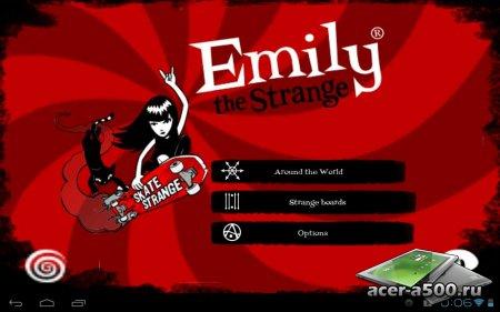 Emily - Skate Strange (обновлено до версии 1.0.2)