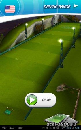 Flick Golf! (обновлено до версии 1.3)