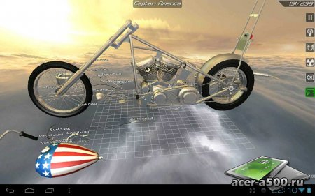 Bike Disassembly 3D (обновлено до версии 1.2)