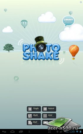 PhotoShake! Pro (обновлено до версии 1.8.7)