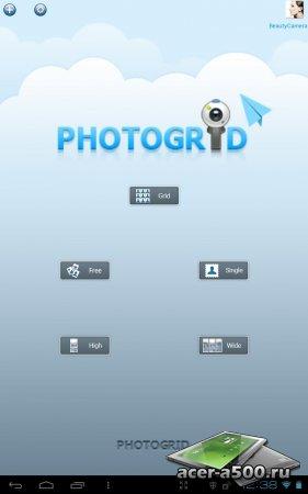Photo Grid версия 3.83