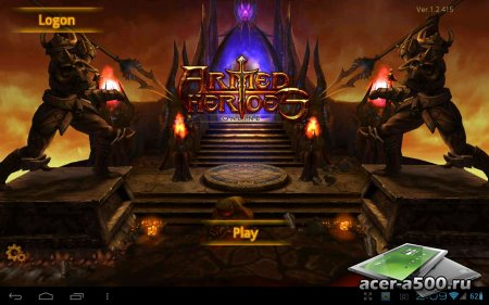 Armed Heroes Online версия 1.02.05