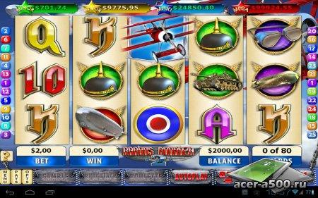 Barons Bonanza 2 Slots версия 10.31