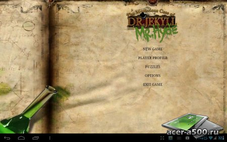 Jekyll & Hyde Hidden Object