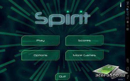 Spirit HD