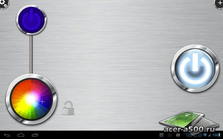 LED фонарик HD Pro (FlashLight HD LED Pro) v1.66