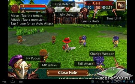 Castle Master 3D (обновлено до версии 1.09) [безлимитные деньги и рубины]