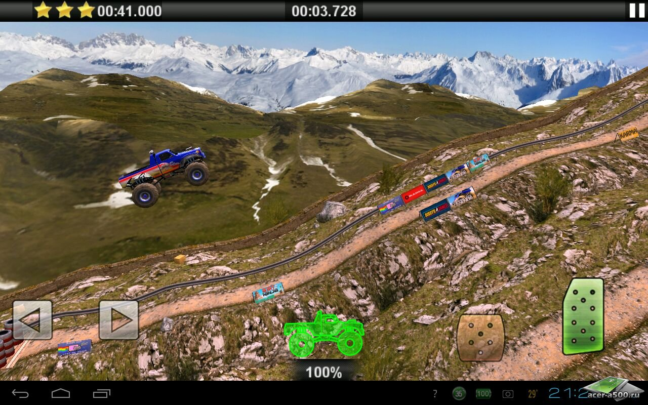 Game offroad android