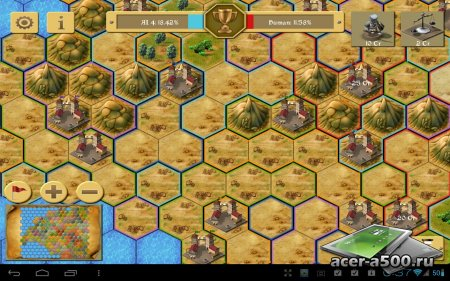 Conquest! Medieval Realms версия 1.2