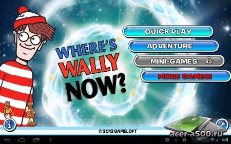 Где Волли сейчас?™ (Where's Waldo Now?™) версия 1.1.1