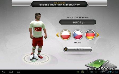 EuroGoal 2012 версия 1.0