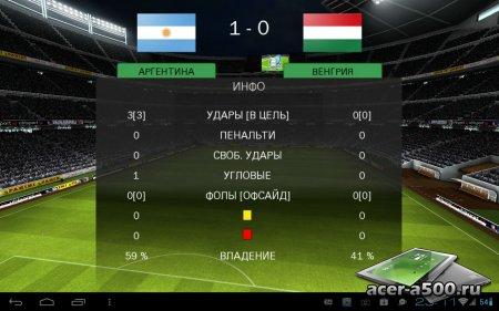 Real Football 2012 (обновлено до версии 1.5.4)