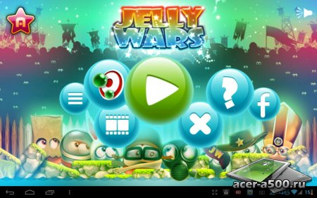 Jelly Wars Online