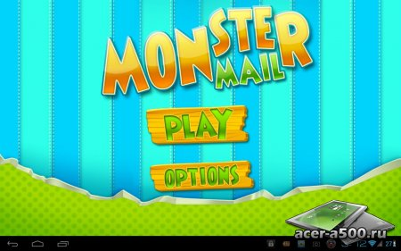 Monster Mail версия 1.0