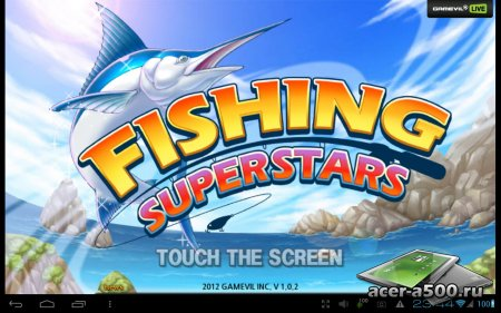 Fishing Superstars (обновлено до версии 1.0.3)