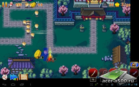 Ninja Tower Defense версия 1.0