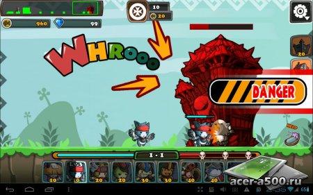 Cat War (обновлено до версии 1.6)