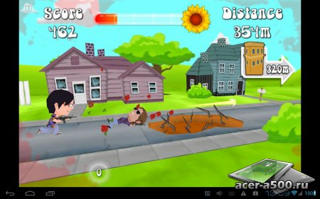Flower Warfare: The Game версия 1.2