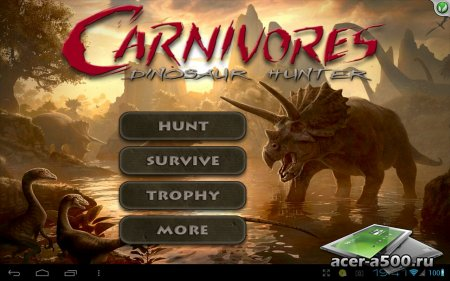 Carnivores: Dinosaur Hunter HD (обновлено до версии 1.3.1) [+Add-ons]