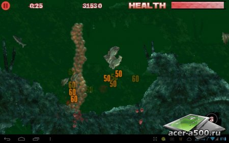 Piranha 3DD: The Game версия 1.0.0 [G-сенсор]
