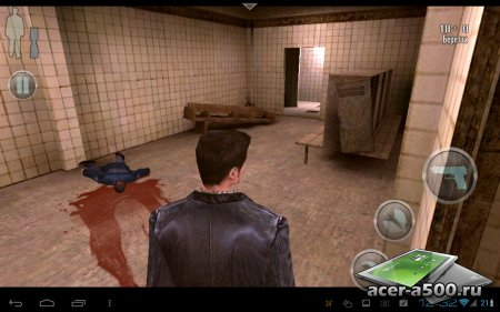 Игра Max Payne Mobile для планшетов на Android