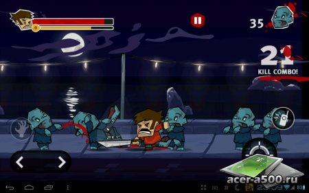 Zombargedon ADs FREE Zombie версия 1.0.2