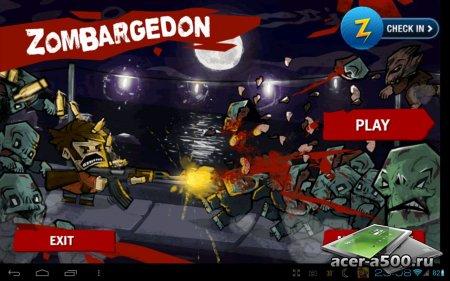 Zombargedon ADs FREE Zombie