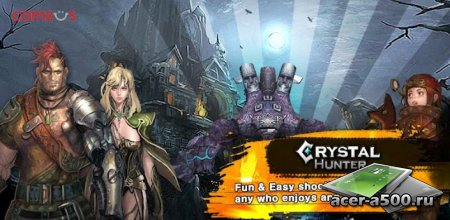 Crystal Hunter ������ 1.0.1 [��������� �������]