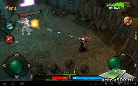 Crystal Hunter версия 1.0.1 [свободные покупки]