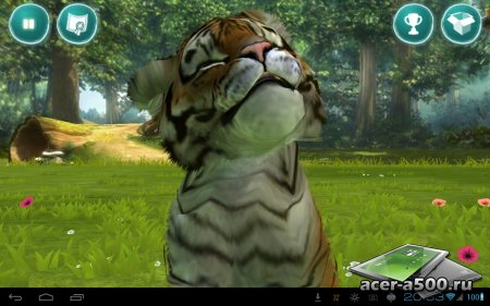 Kinectimals версия 1.0
