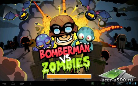 Bomberman vs Zombies HD