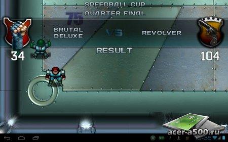Speedball 2 Evolution (обновлено до версии 1.1.2)