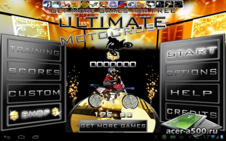 Ultimate MotoCross версия 1.0