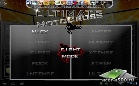 Ultimate MotoCross версия 1.0