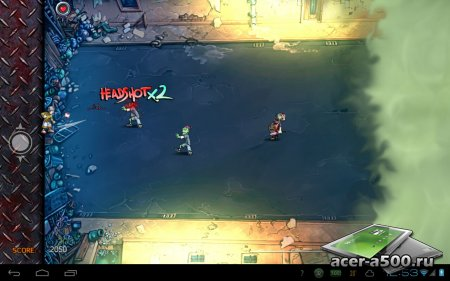 Pro Zombie Soccer Apocalypse Edition (обновлено до версии 1.2.4)