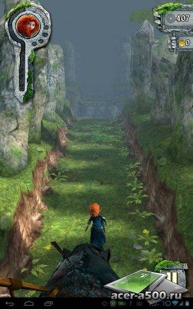 Temple Run: Brave (обновлено до версии 1.5) [свободные покупки]