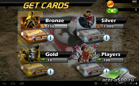 Big Win Baseball версия 1.4.6
